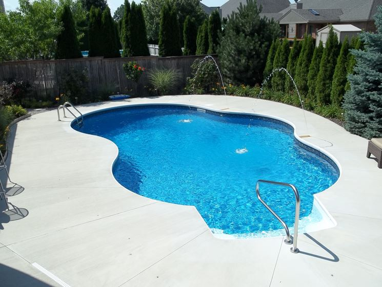 Costi piscine interrate accessori piscine quanto - Piscine intex usate ...