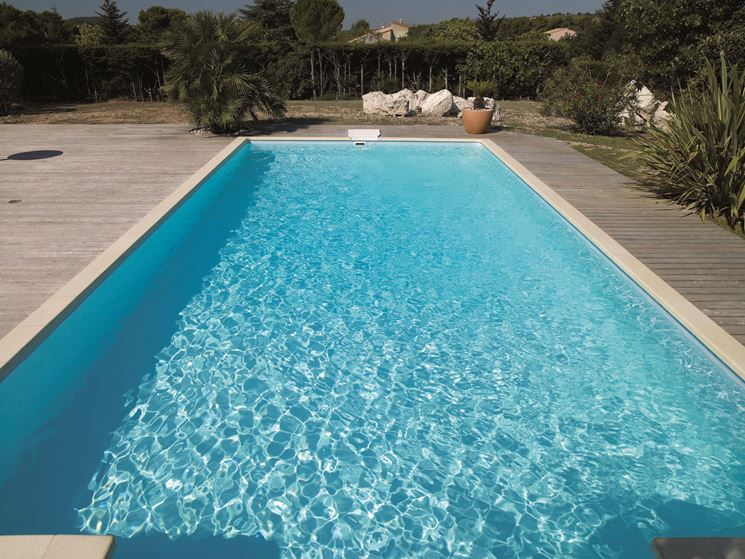 Piscine prefabbricate interrate accessori piscine - Piscine intex usate ...