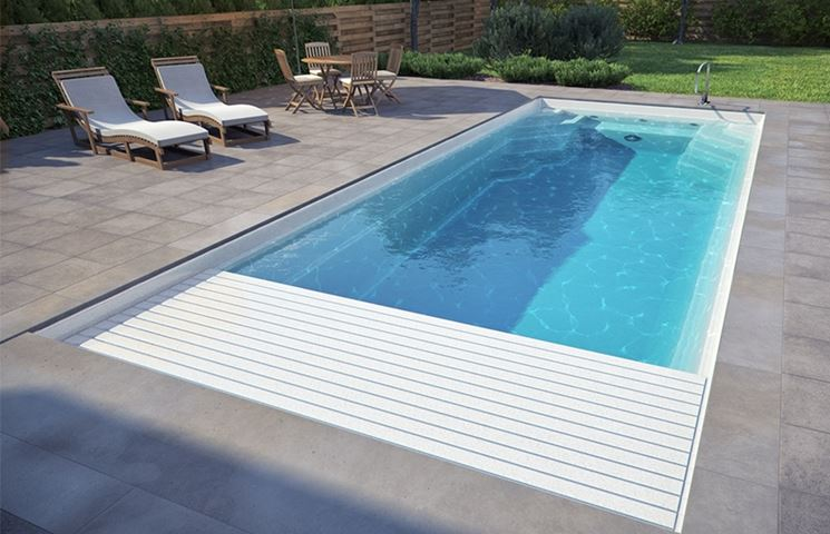 Piscine prefabbricate interrate accessori piscine modelli di piscina interrata prefabbricata - Piscine interrate costi ...